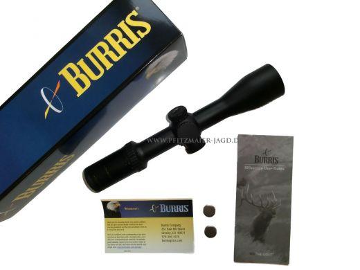 BURRIS FourX 1,5-6x42 Leuchtabsehen 4LP