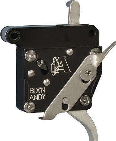 ATZL / BIXN ANDY Kugelabzug/Feinabzug für Remington 700 mit Sicherung und Verschlussfang