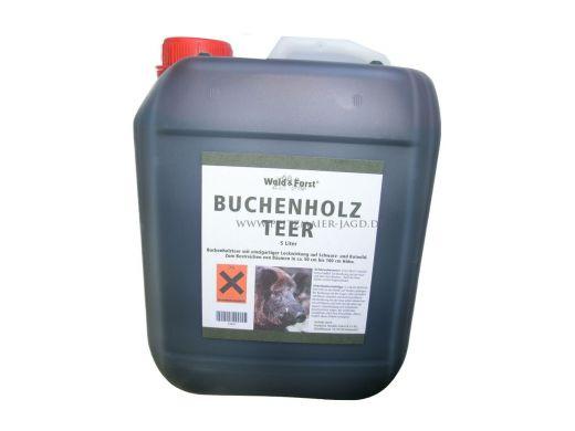 Buchenholzteer 5l