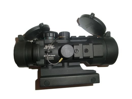BURRIS Speeddot AR 536 Ballistic CQ 5x36