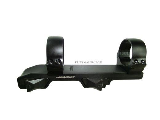INNOMOUNT Sattel-Montage für Blaser Waffen (R93,R8,S2,D99,K95,BBF95) 20MOA Vorneigung