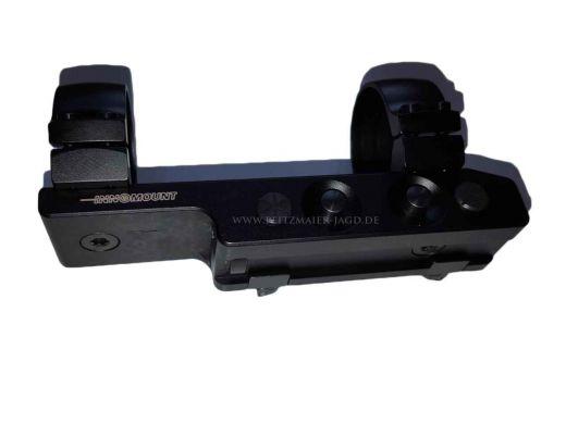INNOMOUNT Montage f. 12mm Prisma / HAENEL JAEGER 8.10/ 8.11/ 9