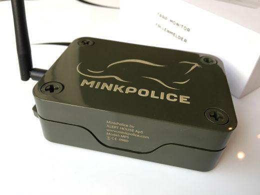 MINKPOLICE Fallenmelder MP5 SPARSET 5 STÜCK