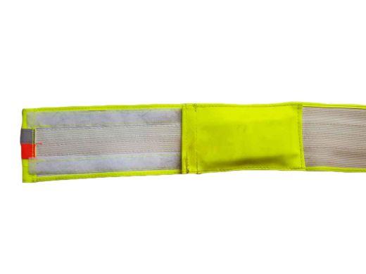 TRACTIVE Reflektor Warnhalsung mit integrierter GPS Tasche