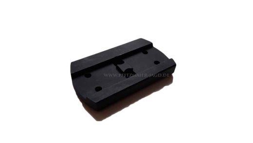 INNOMOUNT Adapterplatte AIMPOINT MICRO für Universalschnittstelle