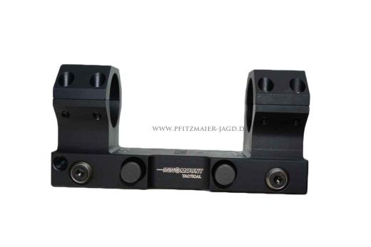 INNOMOUNT TACTICAL PICATINNY Schnellspannmontage - Blockmontage, 34mm Ringe, 20MOA Vorneigung