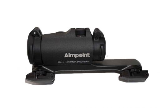 AIMPOINT Micro H-2 2MOA mit SAUER 404 Montage