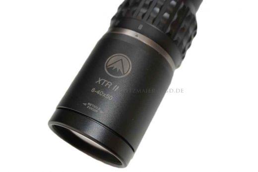 BURRIS XTR II 8-40x50