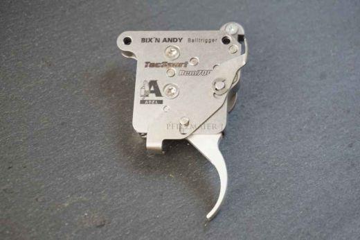 ATZL / BIXN ANDY Kugelabzug Remington 700 TAC Sport Two Stage mit Sicherung und Verschlussfang