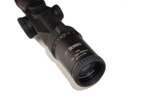 BURRIS ELIMINATOR III Ballistic Laserscope 3-12x44