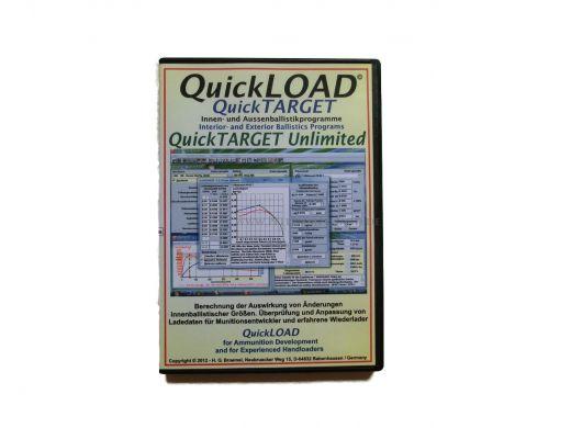 Quickload Ballistikprogramm DVD