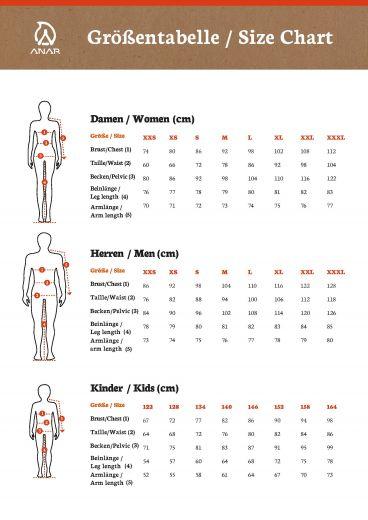 ANAR Overall DALVI braun