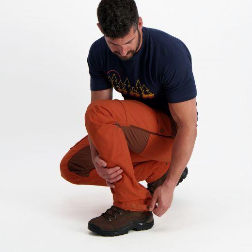 ANAR Herrenhose MUORRA LONG orange