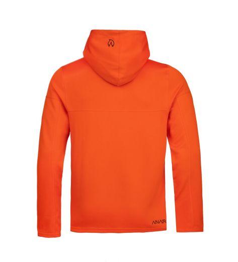 ANAR Herren Hoodie MUORRA orange