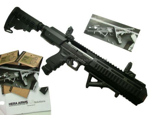 HERA ARMS Umrüstsatz TRIARII RTU für Kurzwaffen