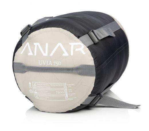 ANAR Daunen-Schlafsack UVJA 750