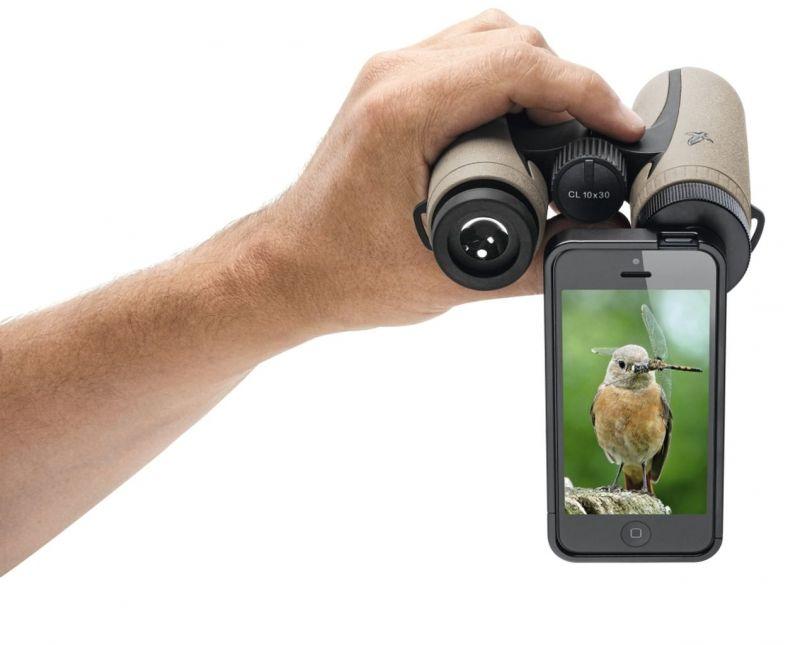 Iphone Entfernungsmesser Jagd : Swarovski pa i digiscoping adapter für iphone