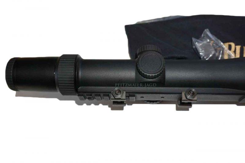 Burris eliminator iii ballistic laserscope