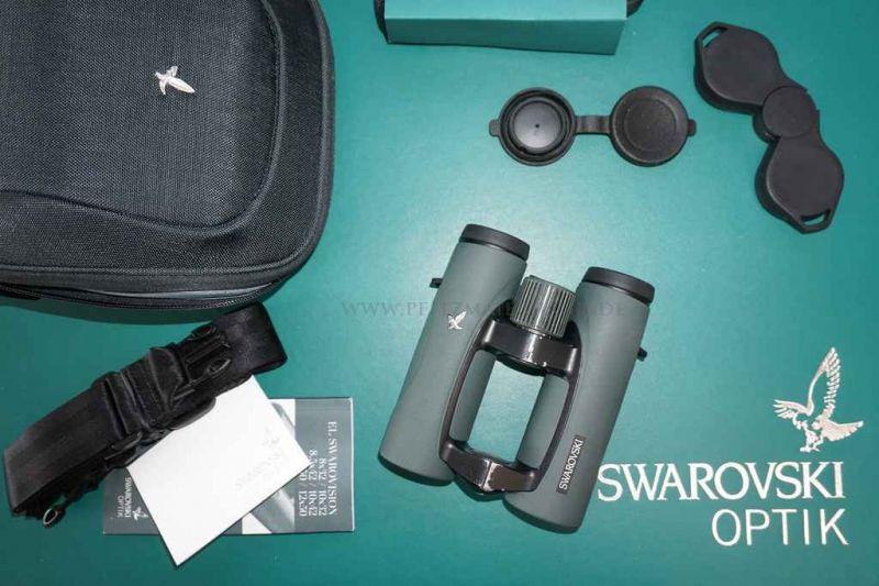 Swarovski Optik Entfernungsmesser : Swarovski el 8x32 swarovision wb messegerÄt katiii