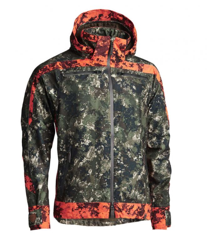 NORTHERN HUNTING Jagdjacke SKJOLD AKI Orange