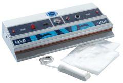 LAVA Vakuumiergerät V.500 Premium m. 3fach 72cm-Schweißnaht & GRATIS-Tütenzugabe