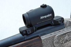 INNOMOUNT SLIGHT LONG Aimpoint Micro Montage für Blaser R8/R93/S2/D99/BBF95