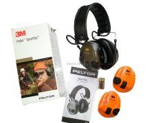 3M Peltor elektronischer Gehörschutz SPORTTAC Hunting