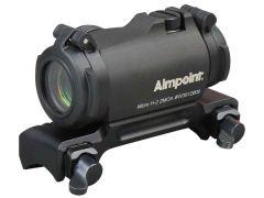 AIMPOINT Micro H-2 2MOA mit MAKuick Montage für BLASER R8/R93