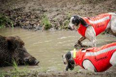 BROWNING Hundeschutzweste PROTECT PRO - Orange