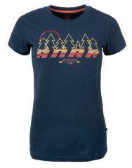 ANAR Damen T-Shirt BAIDI blau
