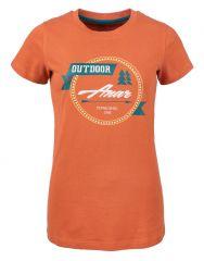 ANAR Damen T-Shirt BAIDI orange