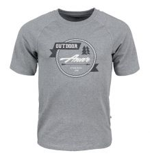 ANAR Herren T-Shirt BAIDI grau
