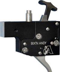 BIXN ANDY Kugelabzug/Feinabzug für TIKKA T3 / Sako QUAD mit Sicherung und VS
