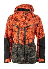 ANAR Damen Jacke HIRVAS CURVED safety camo
