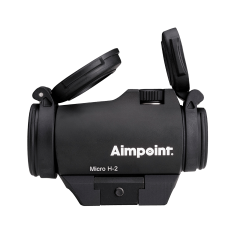 AIMPOINT Leuchtpunktvisier Micro H2 6MOA incl. Picatinny Adapter